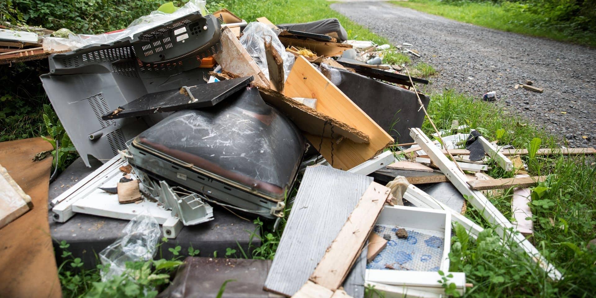 """Quiévrain : Un """"challenge déchets"""" a été lancé afin d'embellir la ville"""