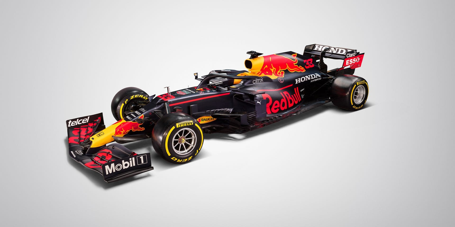 F1: Red Bull présente sa RB16B