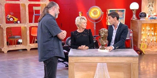 La statuette de Rodin vendue à un prix record dans Affaire Conclue - La DH