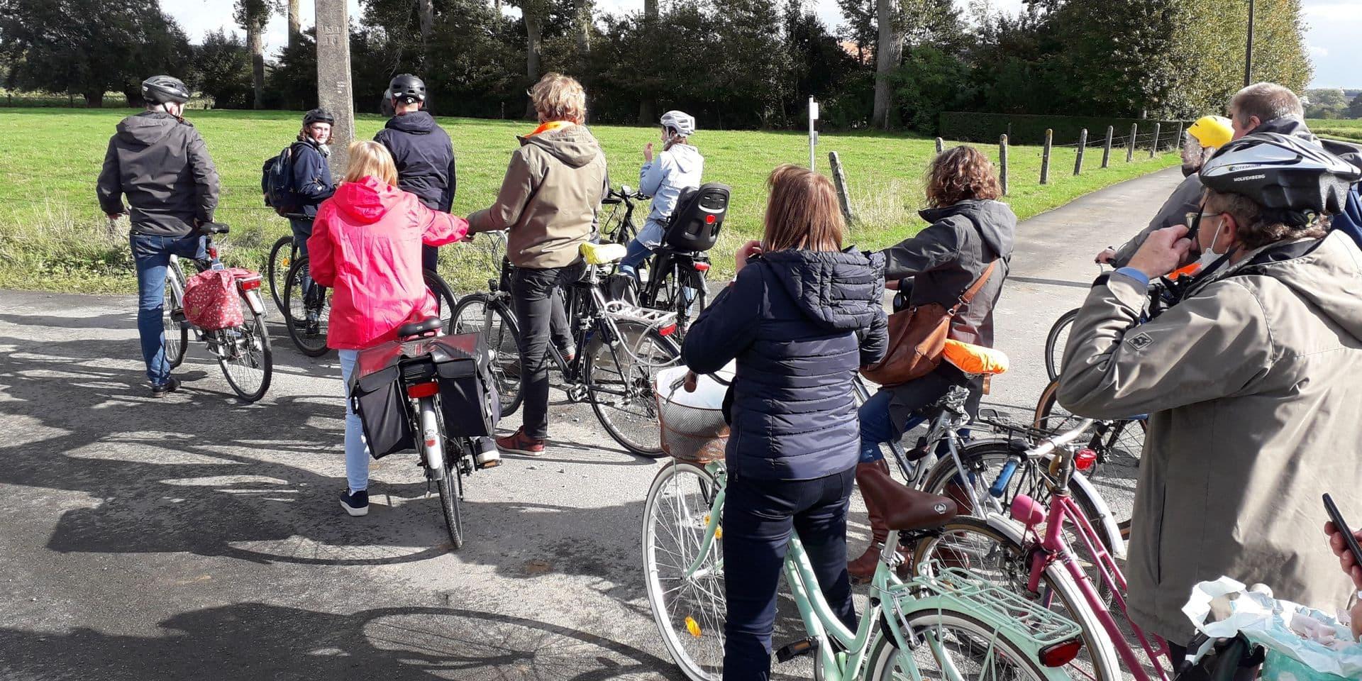 Enghien : en roue libre au cœur de la vallée de la Marcq