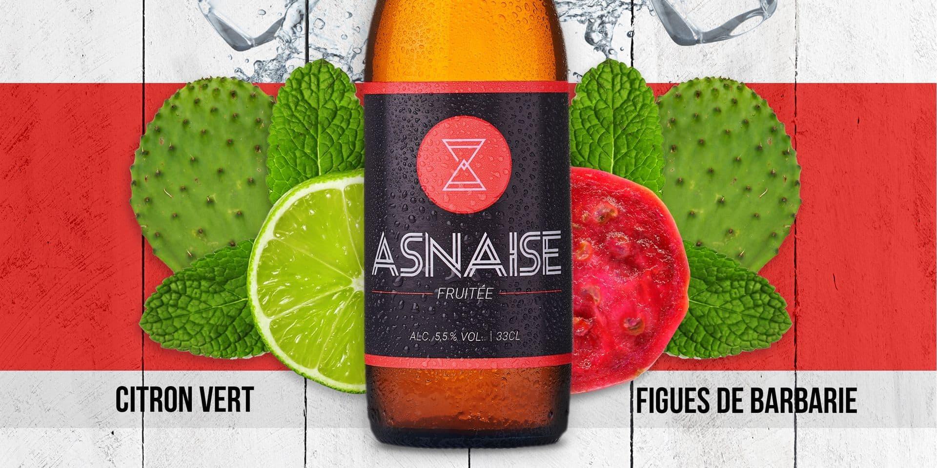 Soignies : Thomas et Sébastien lancent leur nouvelle bière fruitée en plein confinement