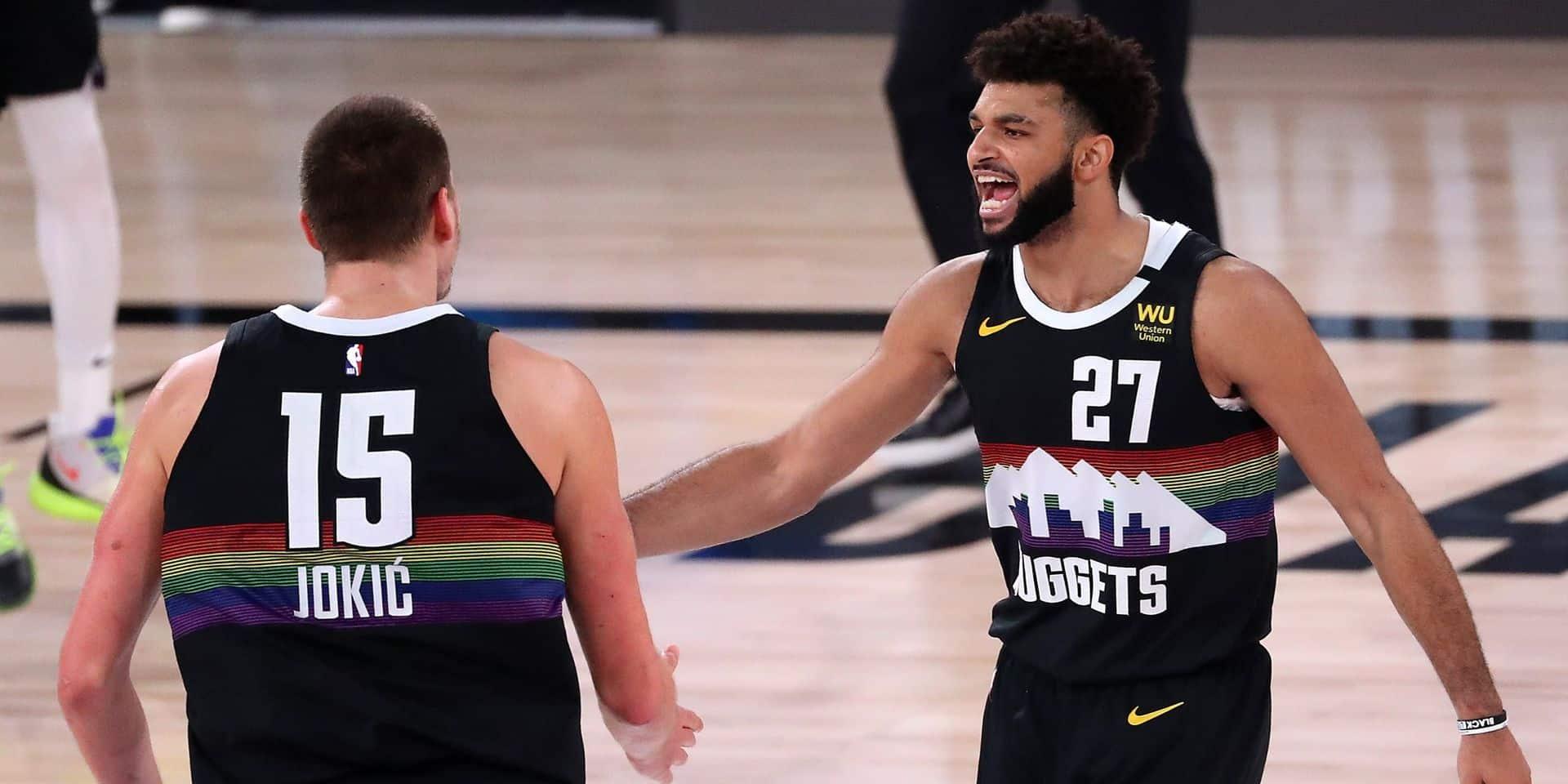 NBA : Denver pousse les Clippers vers une 7e manche décisive