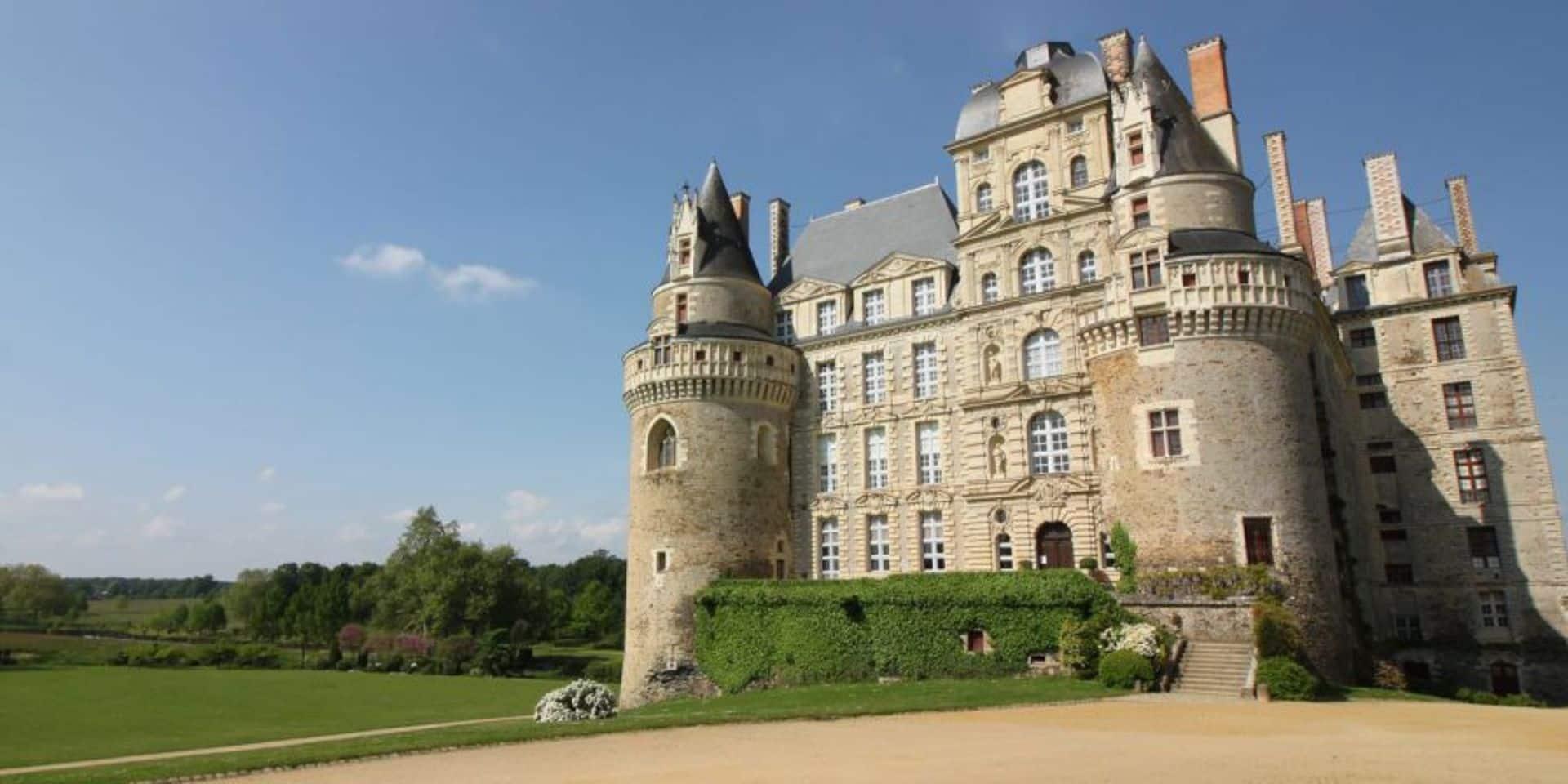 Mariage princier au château de Brissac: Delia et Marc-Emmanuel se marieront en mai