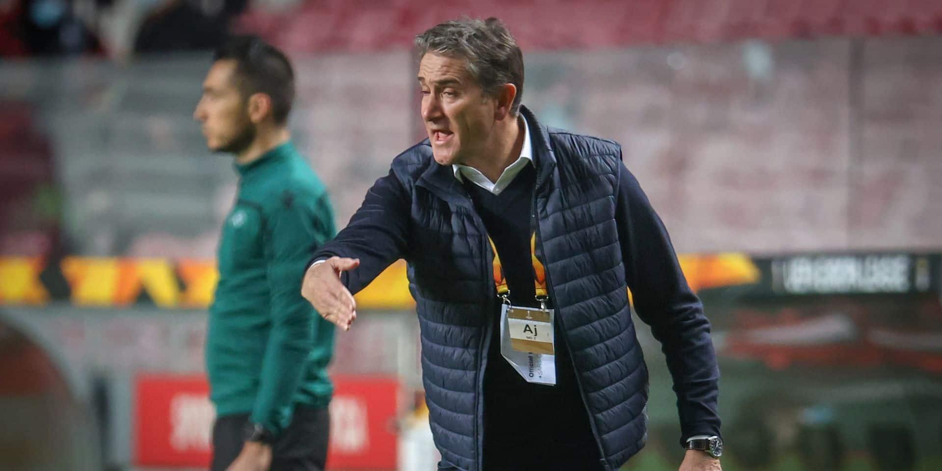 La claque à Benfica, une défaite fondatrice pour le Standard?
