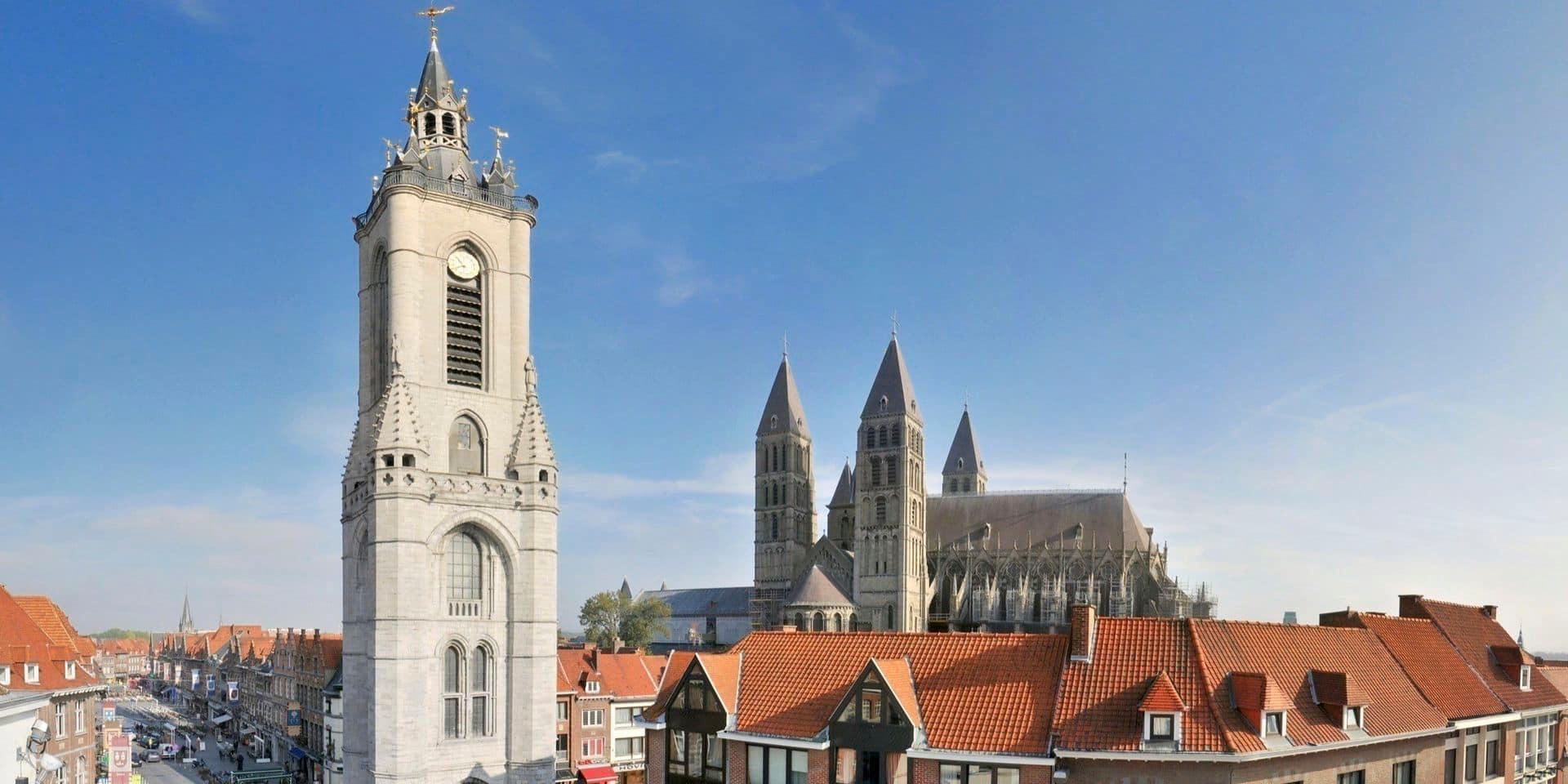 Le Beffroi de Tournai toujours inaccessible