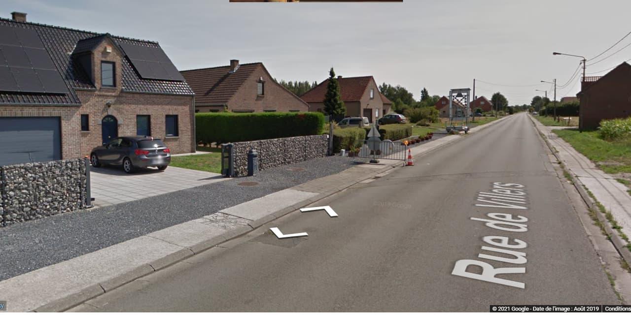 Hensies : La rue de Villers en travaux à partir de lundi