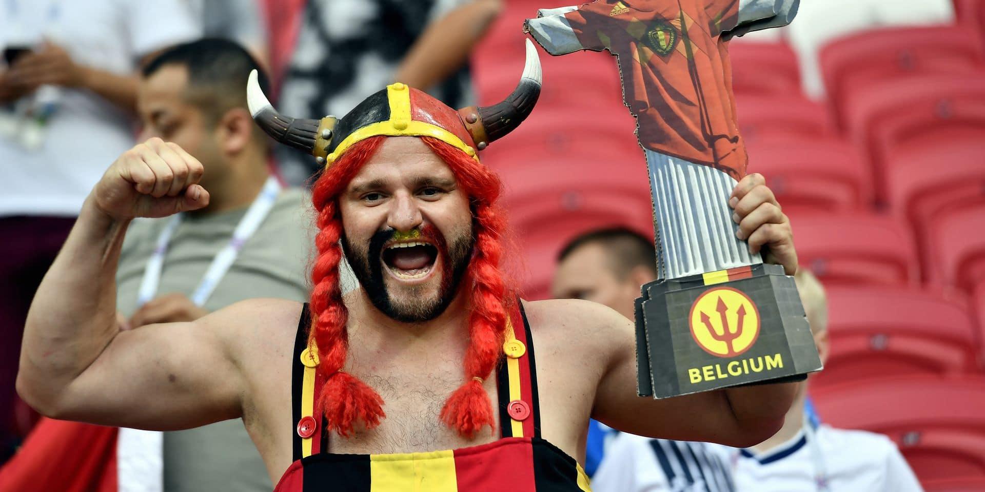 Obelgix, le plus célèbre des supporters des Diables, pourrait être privé d'Euro!