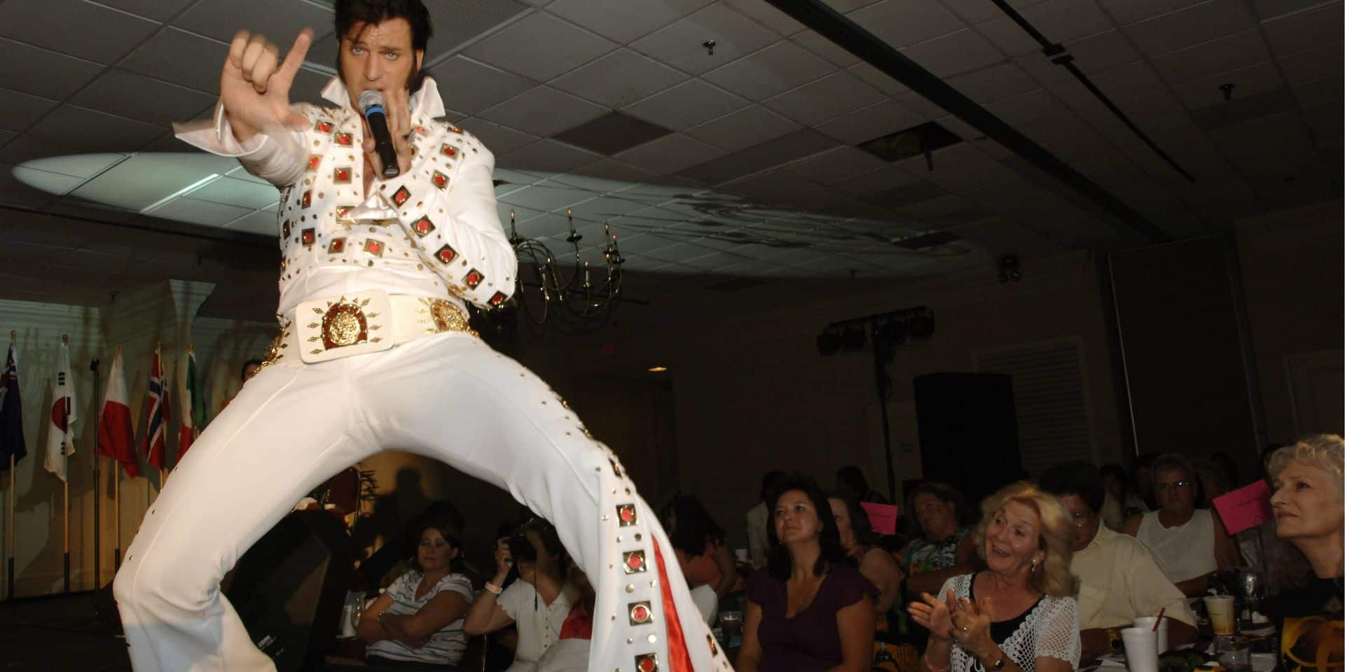Elvis competition