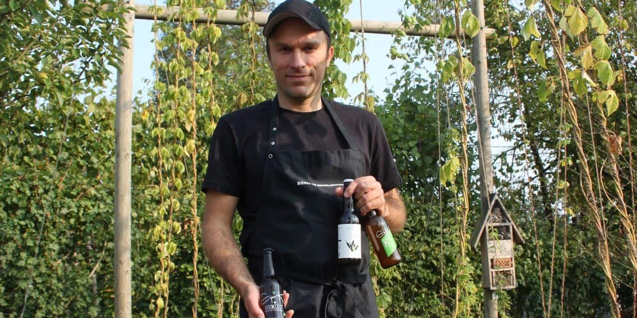 Lustin : la passion de la bière et du houblon