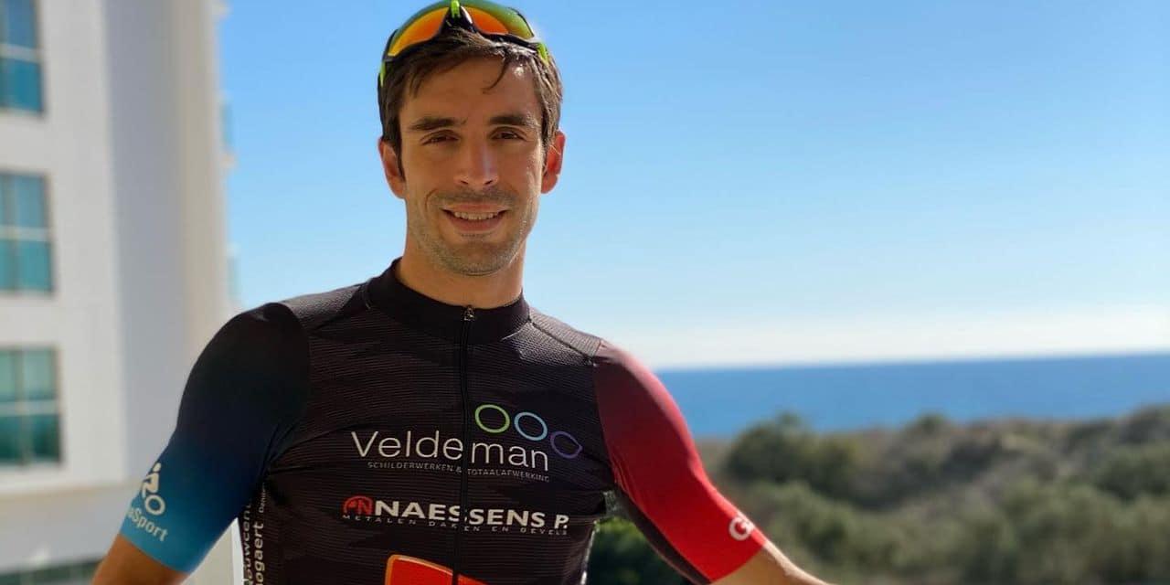 Triathlon : La folle remontée d'Emmanuel Lejeune à Dubaï