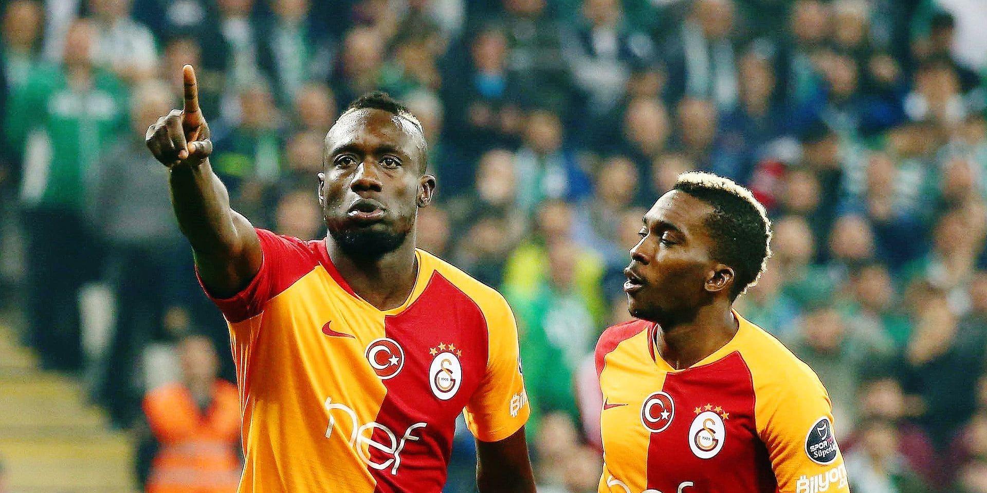 FOOTBALL : Bursaspor vs Galatasaray - Turkish Super League - 17/03/2019
