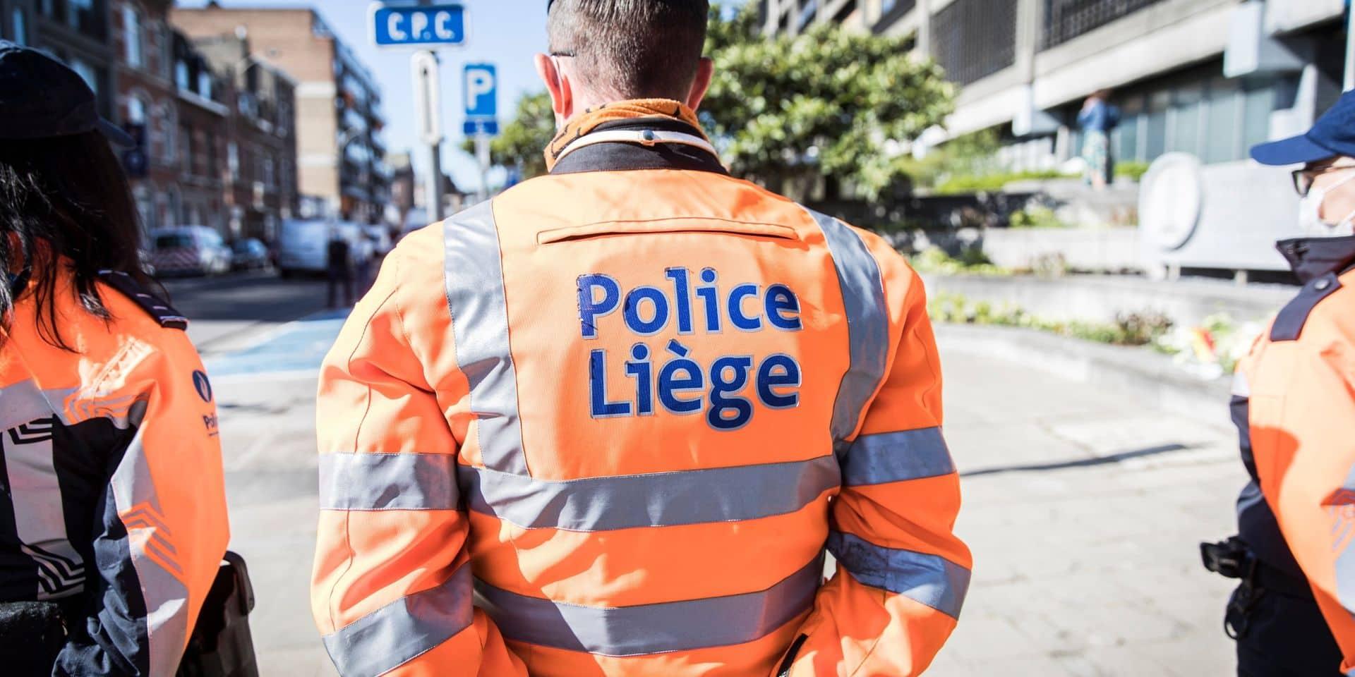 Coronavirus: une moyenne de 35 PV dressés par la zone de police de Liège