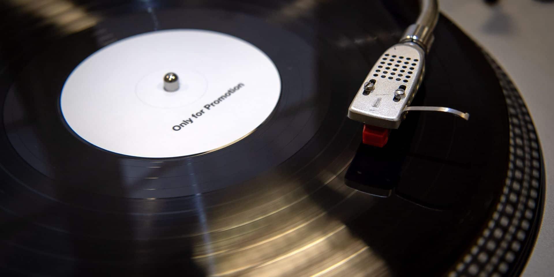 Une première depuis 1986 aux USA: les ventes de vinyle dépassent le CD!