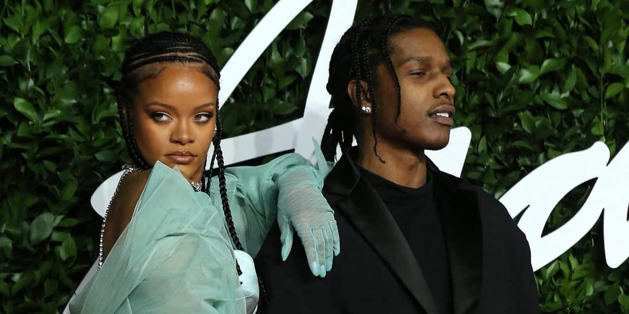 Rihanna et A$AP Rocky recalés d'une boîte de nuit à New York: la vidéo surréaliste devient virale
