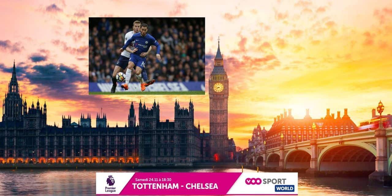 Londres, royaume désuni à cause du foot