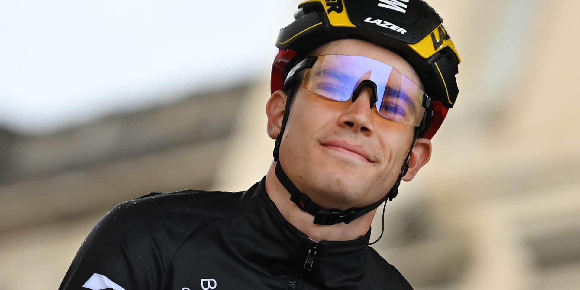 """Wout Van Aert, 1115e des 10 miles d'Anvers : """"Au final, je me suis amusé..."""""""