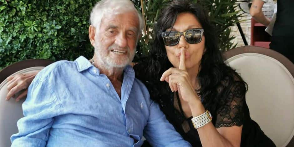 Jean-Paul Belmondo en couple
