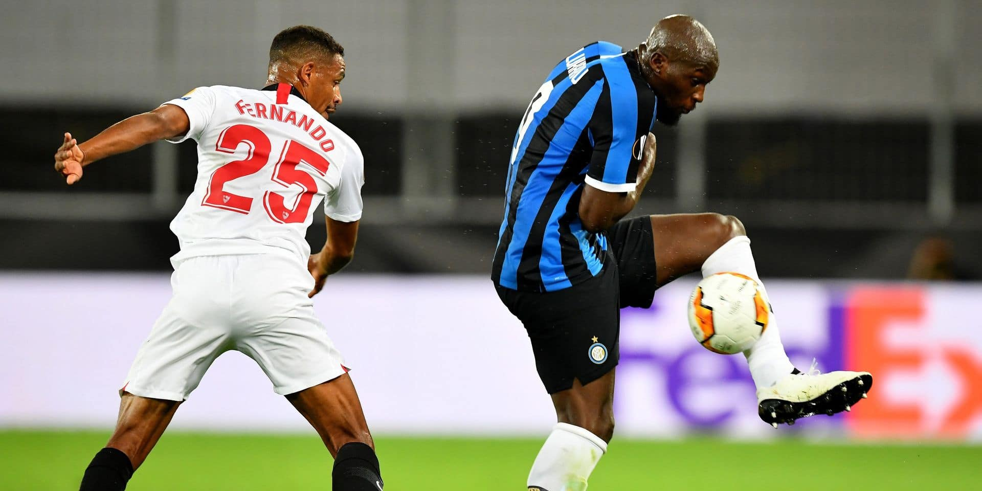 """Romelu Lukaku réagit après la défaite de l'Inter: """"Cette finale m'énerve mais cette expérience va me rendre plus fort"""""""