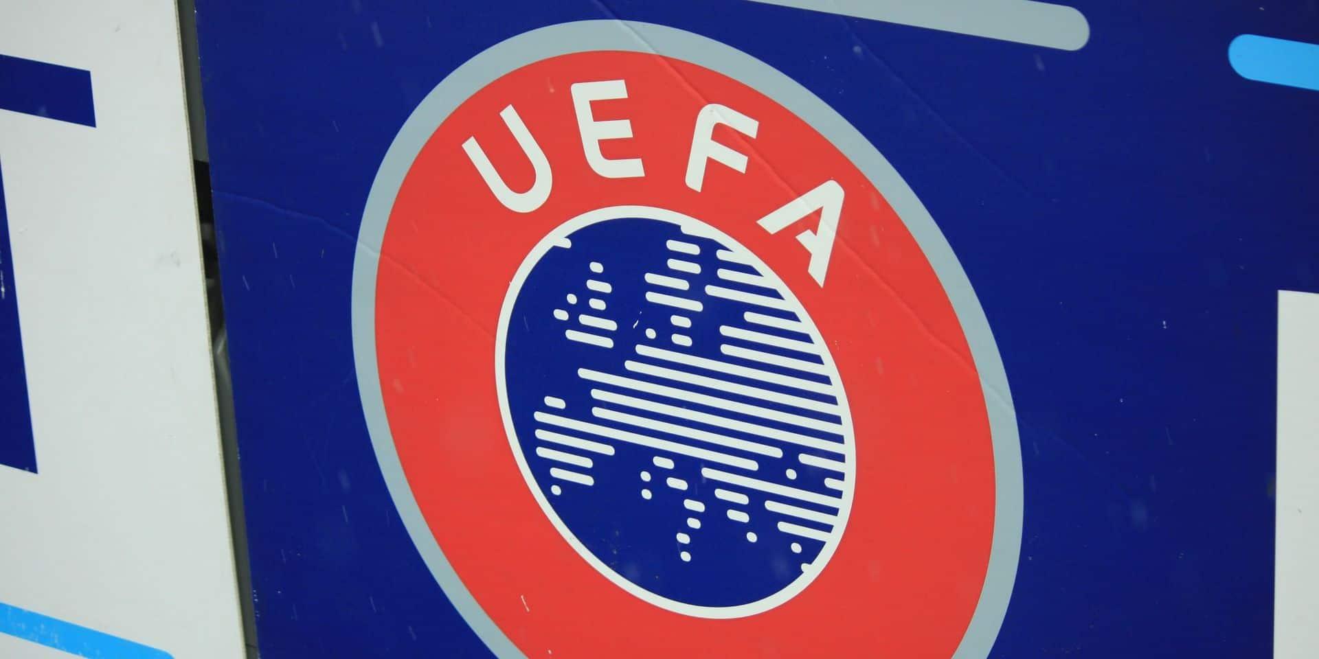 L'UEFA lève sa limite de 30% de public dans les stades