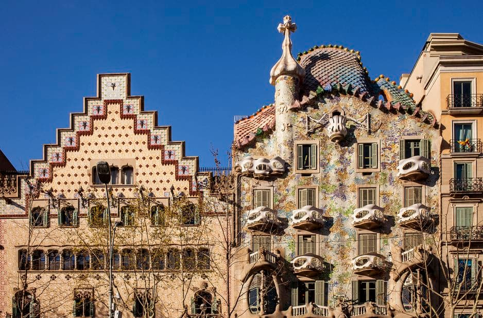 5. Barcelone