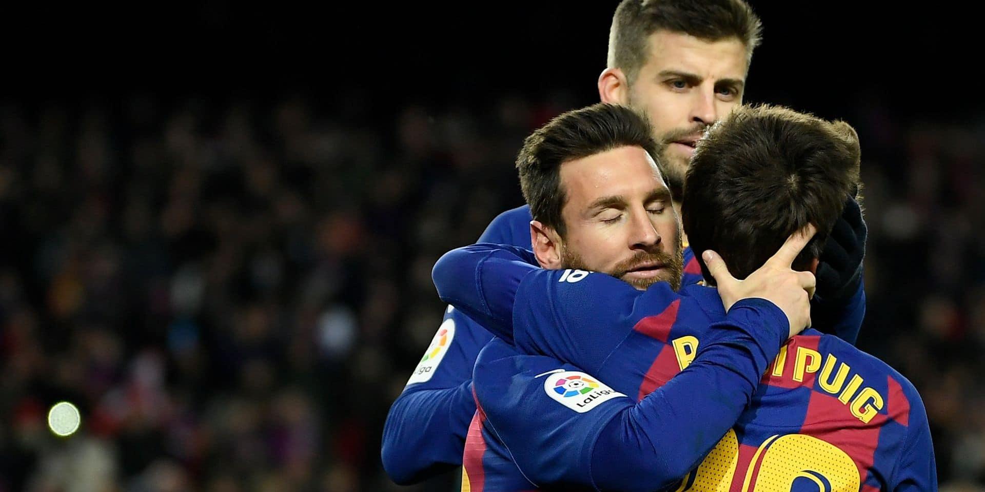 Barça, Bayern et FA Cup: suivez six rencontres européennes en direct vidéo