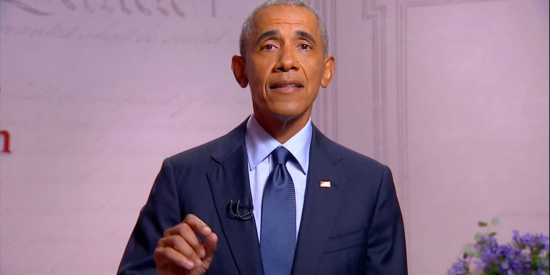 Obama annonce la sortie de son livre deux semaines après l'élection présidentielle