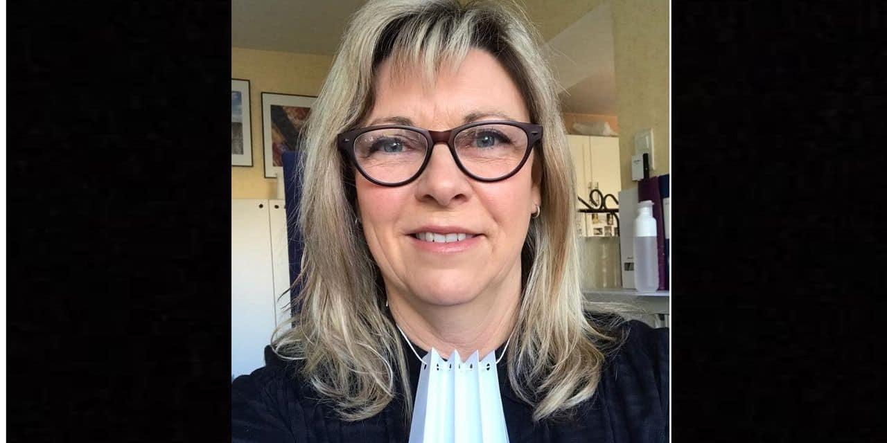 Péruwelz : Véronique Waroux devient…avocate !