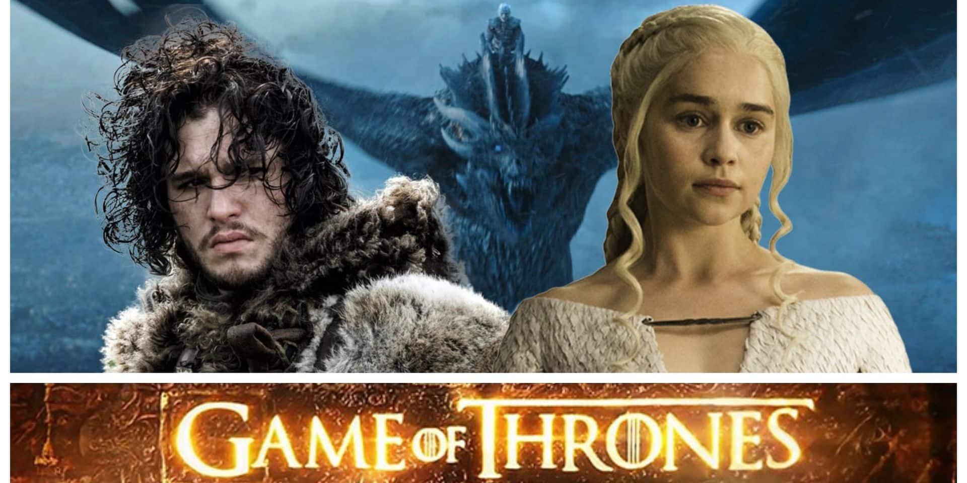 Game Of Thrones : ce dont il faut absolument se souvenir avant d'attaquer la saison 8