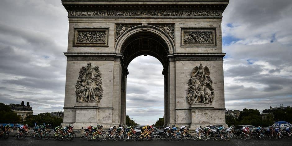 Tour de France: le jour de gloire de Geraint Thomas (direct)
