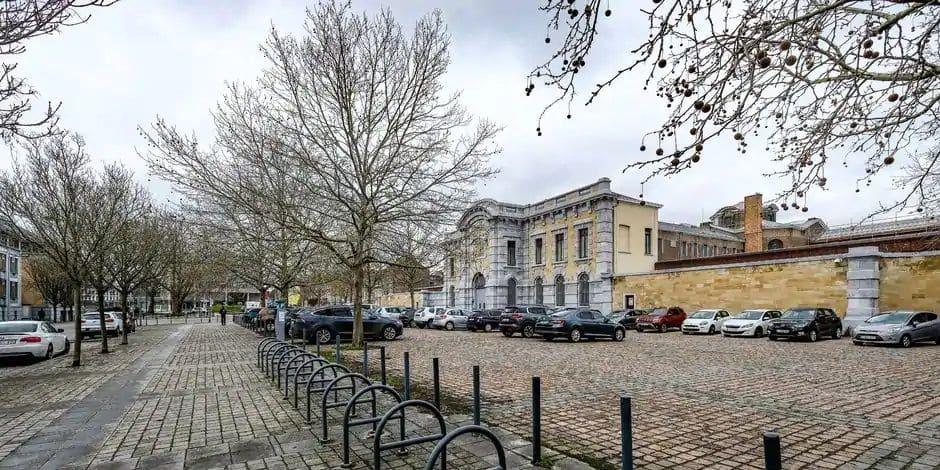 Namur: la police en renfort à la prison pour faire face au Covid-19