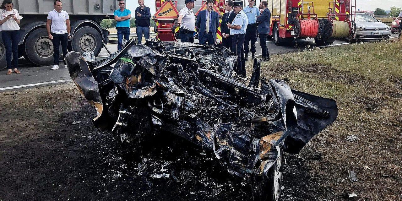 Accident mortel en France : quatre enfants décédés à cause d'un GSM ?