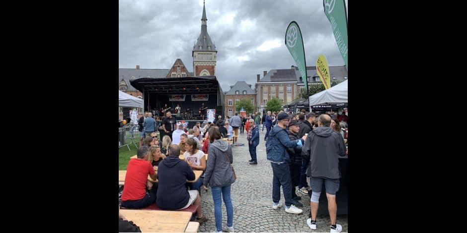 Nivelles : un Festival des bières plus petit qui a séduit