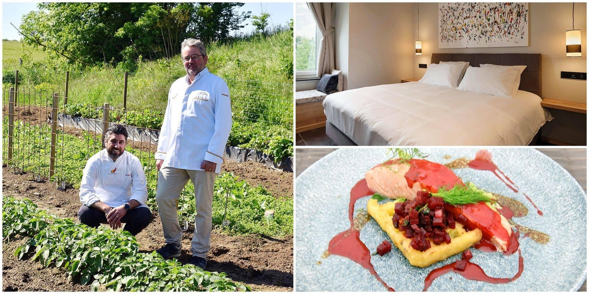 La DH a testé La Villa du Haussart à Melin: une Villa aussi gourmande qu'accueillante