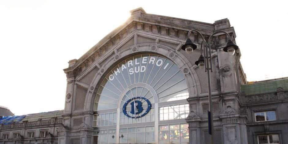 Grand froid: la gare de Charleroi ouverte la nuit si besoin d'un abri