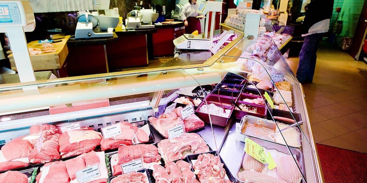 La viande de bœuf serait de bien meilleure qualité chez le boucher
