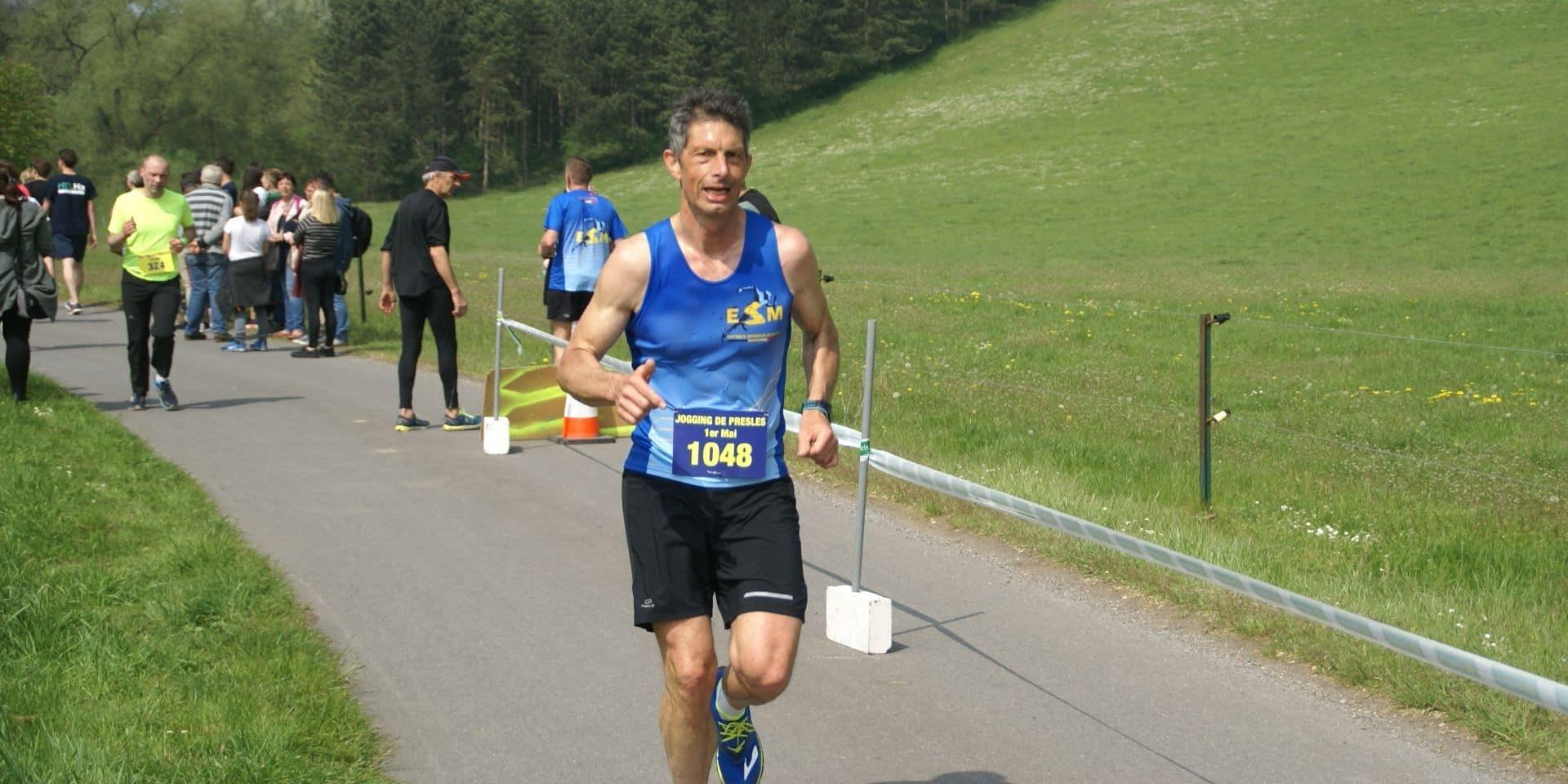 Pierre Mortier, des pelotons pros à un prochain Ironman