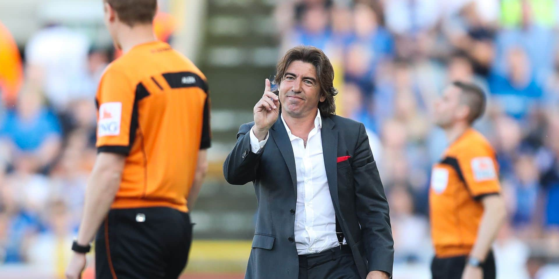 Ricardo Sa Pinto sous la loupe : l'entraîneur du Standard a changé...et c'est tant mieux !