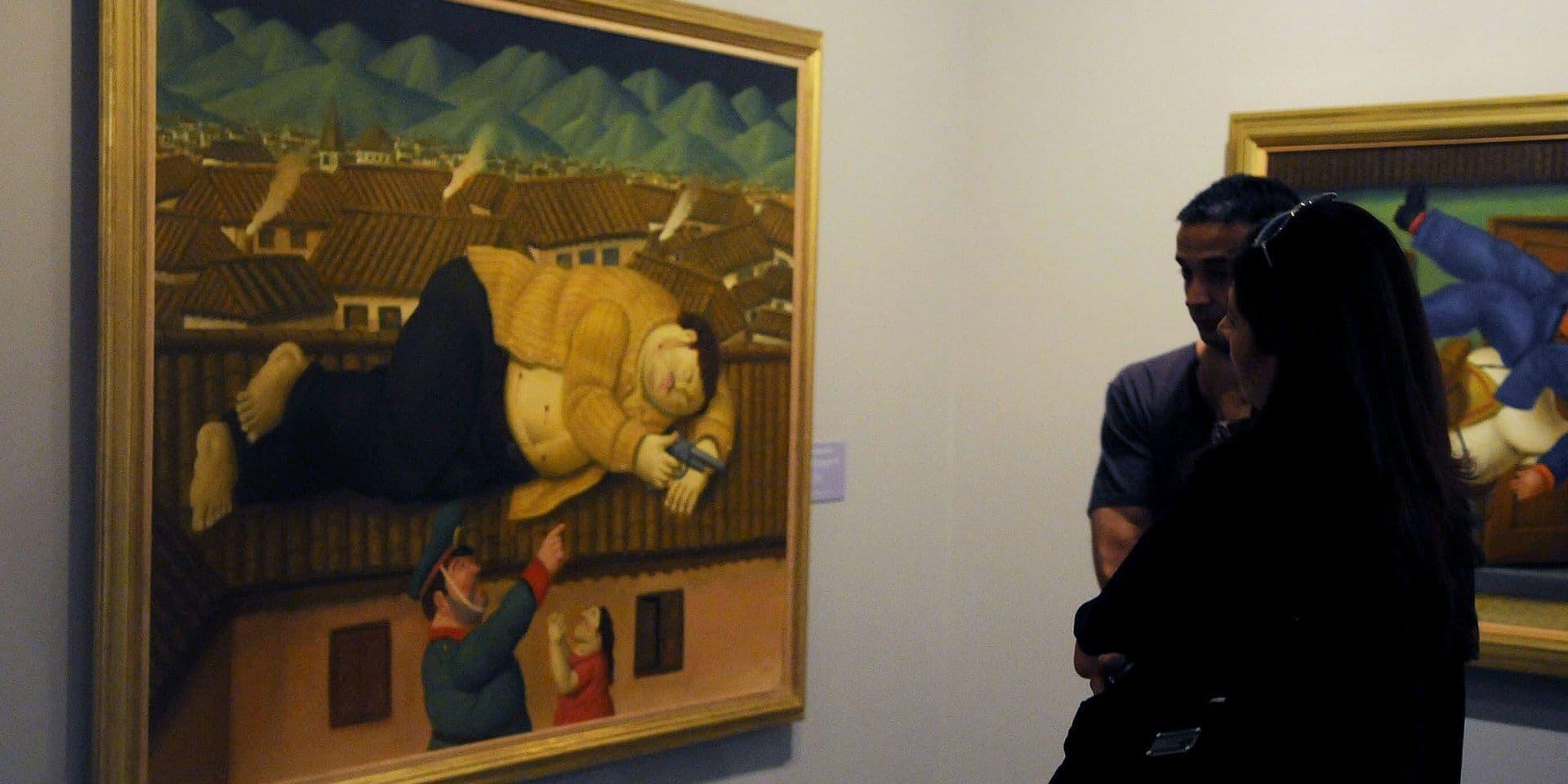 Botero, une parade féerique, le Grand Huit, de la gastronomie italienne… Mons présente sa Biennale culturelle