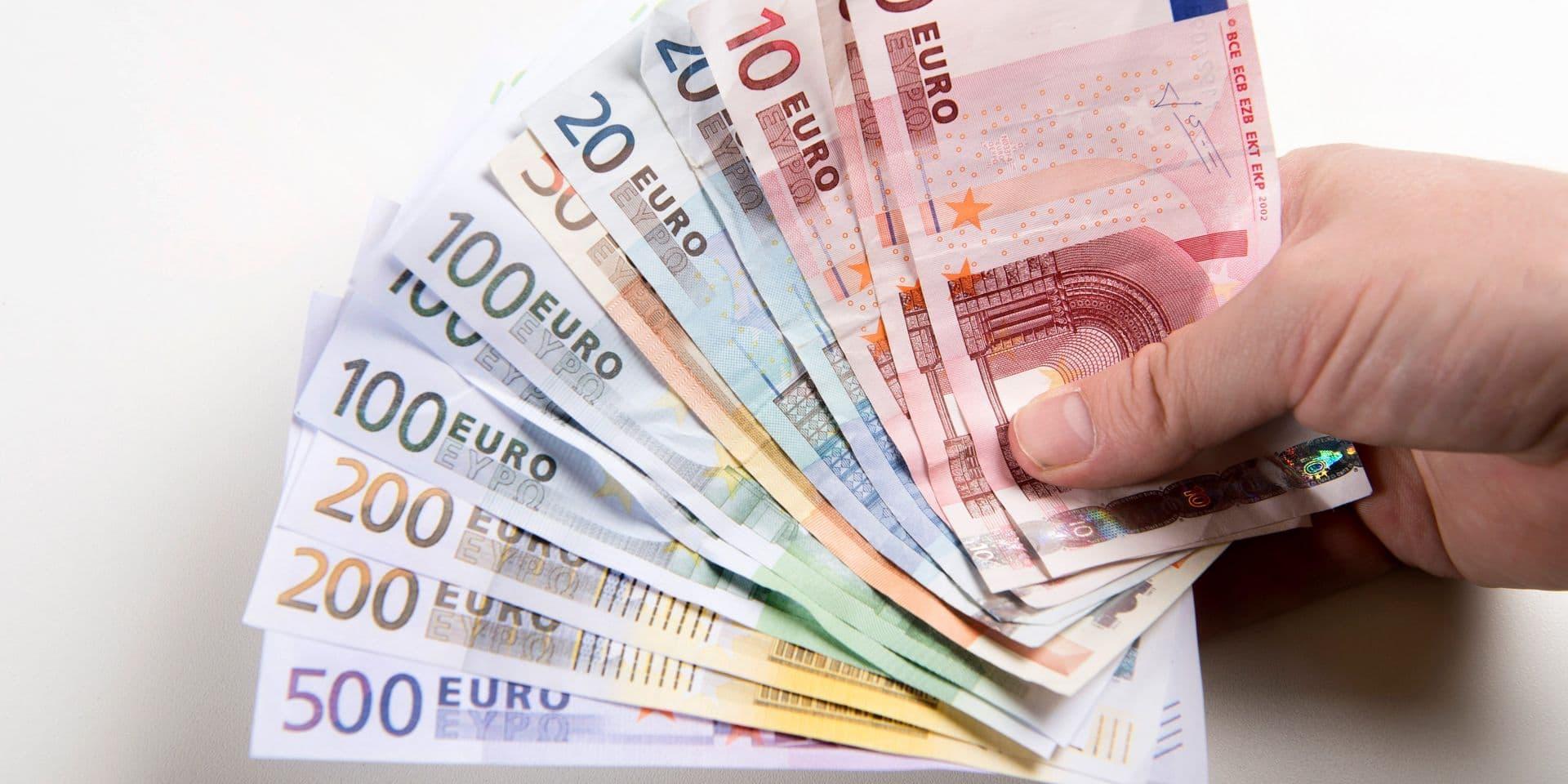 Le fossé des revenus se creuse en Belgique: les écarts sont plus criants dans certaines régions du pays