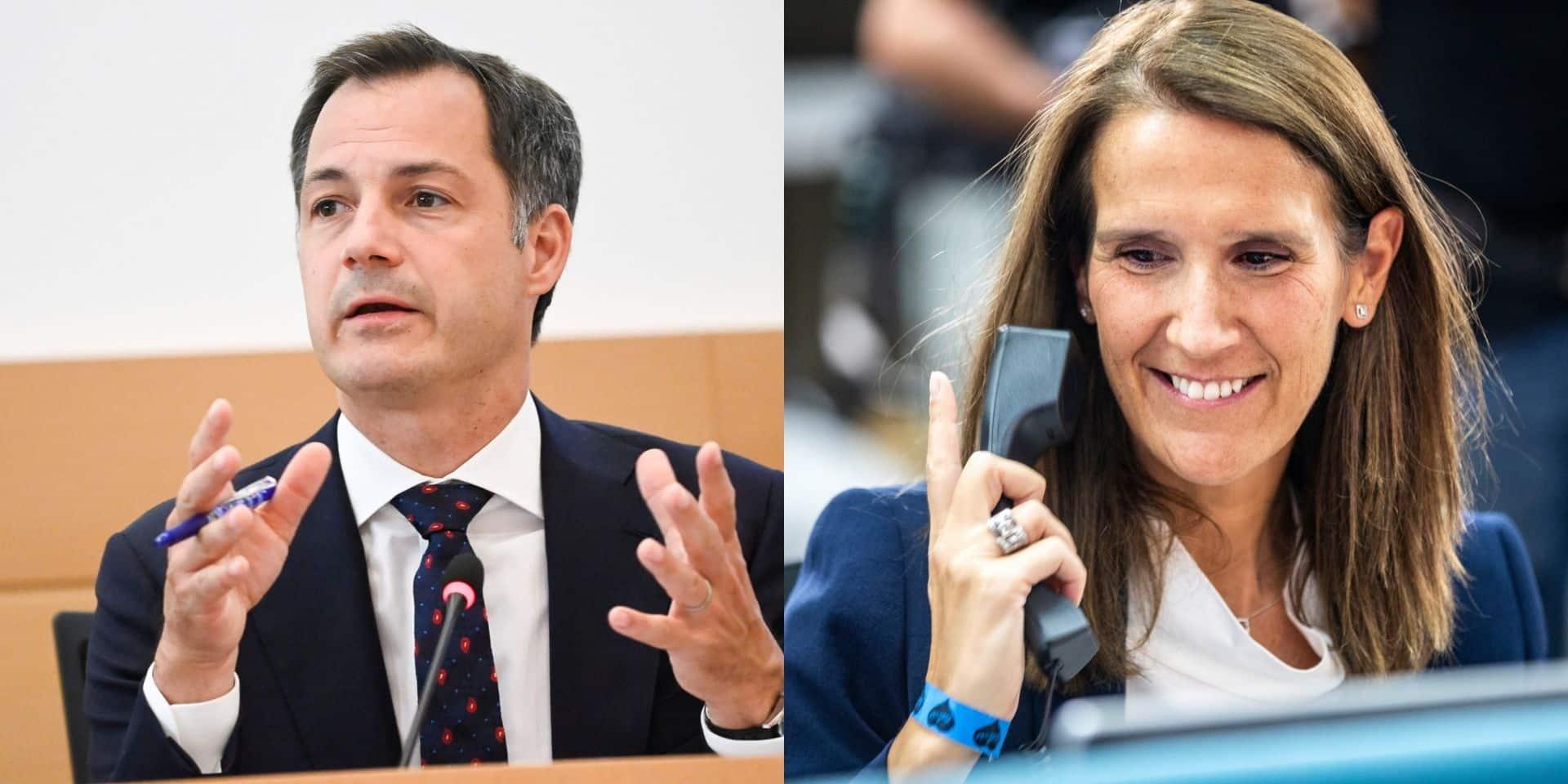 Qui sera Premier ministre: Paul Magnette, Alexander De Croo et Sophie Wilmès dans la course, le nom d'Hilde Crévits évoqué