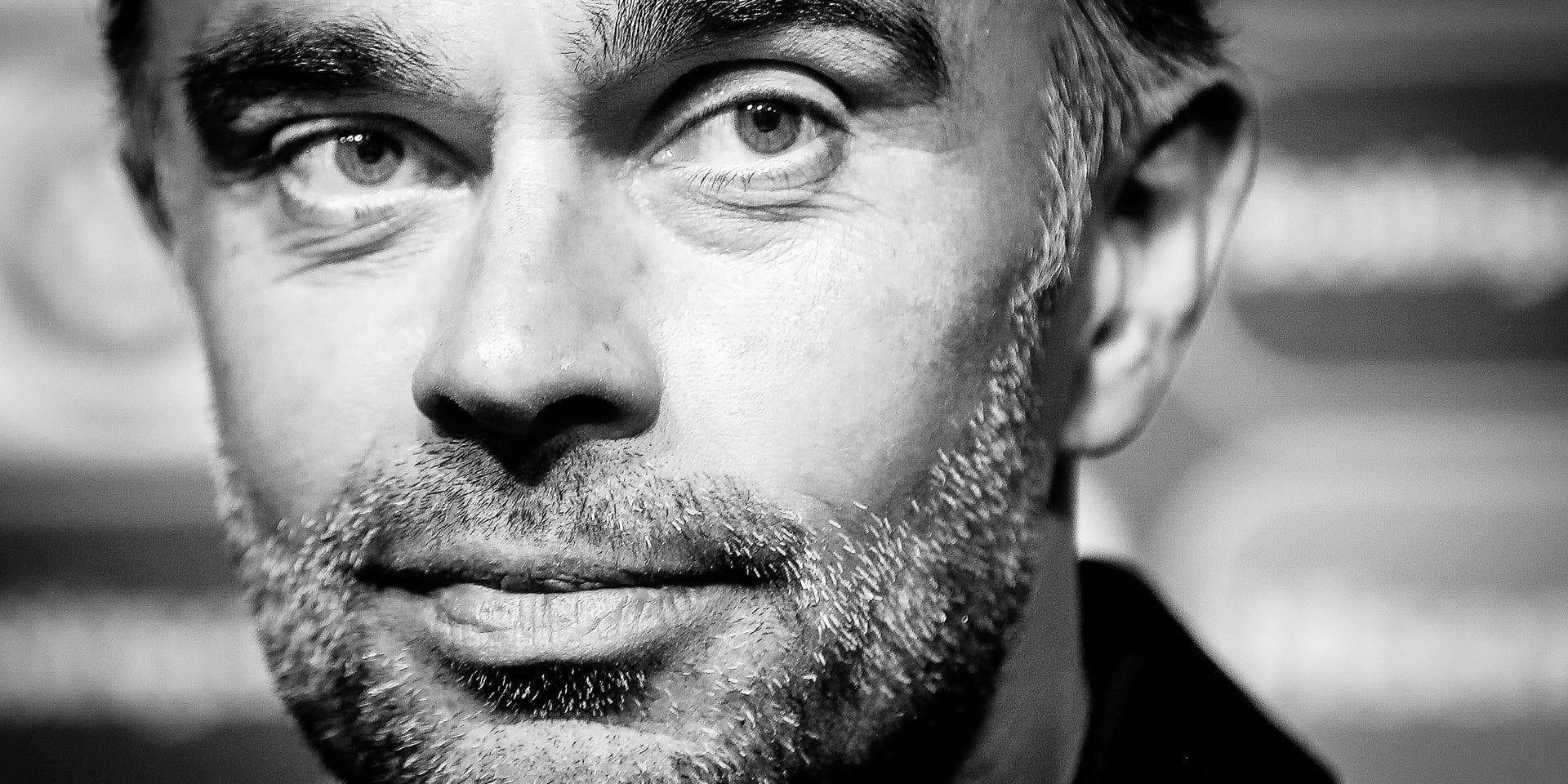 """Johan Walem, en quête de perfection: """"Pour lui, la reconnaissance passe par le travail"""""""