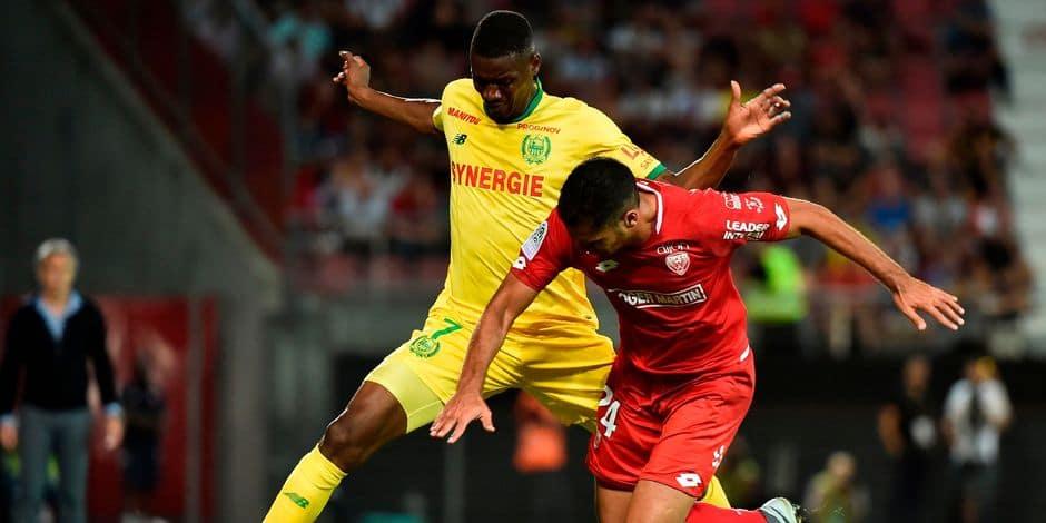 Coulibaly dément les accusations — Nantes