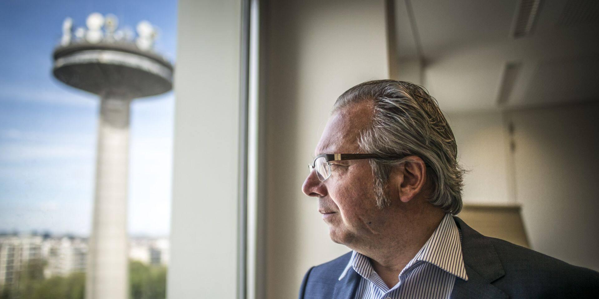 Jean-Paul Philippot reconduit pour un quatrième mandat de six ans à la tête de la RTBF