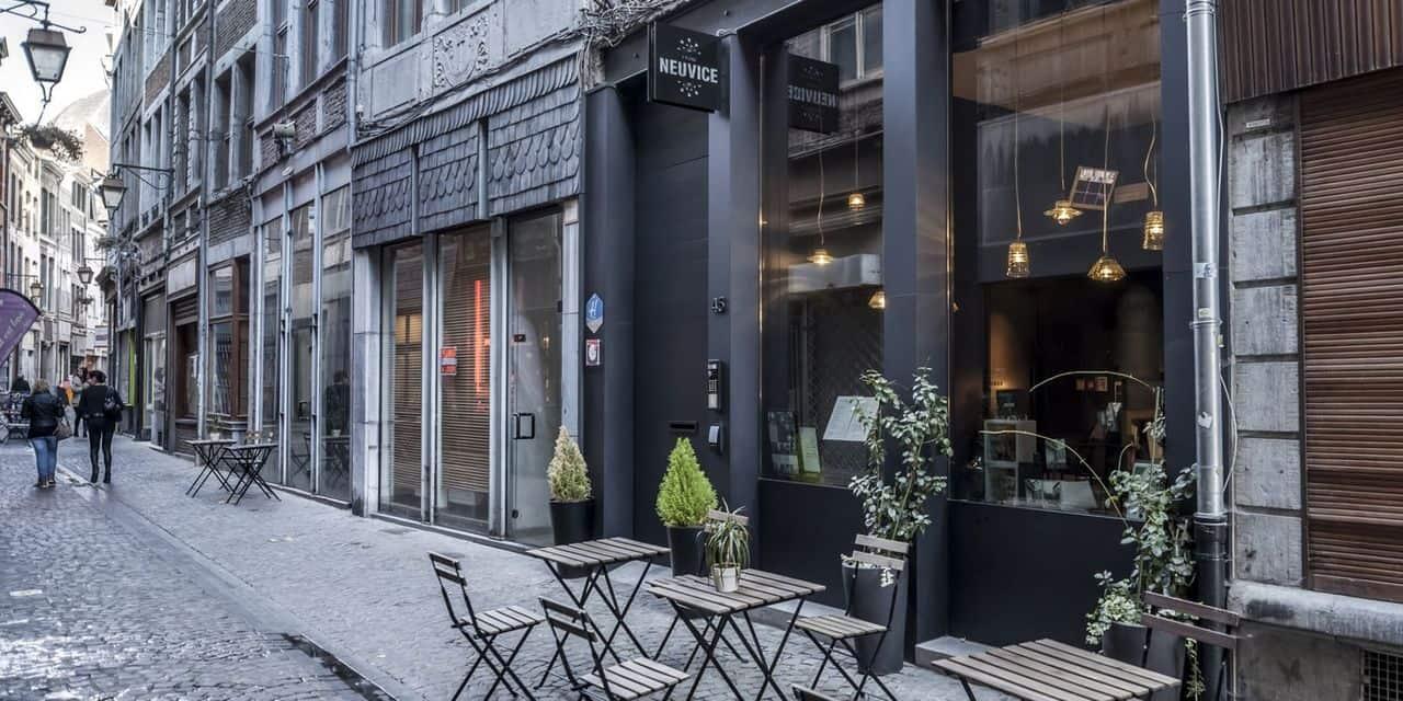 Liège : trois patrimoines transformés dans les coeur historique