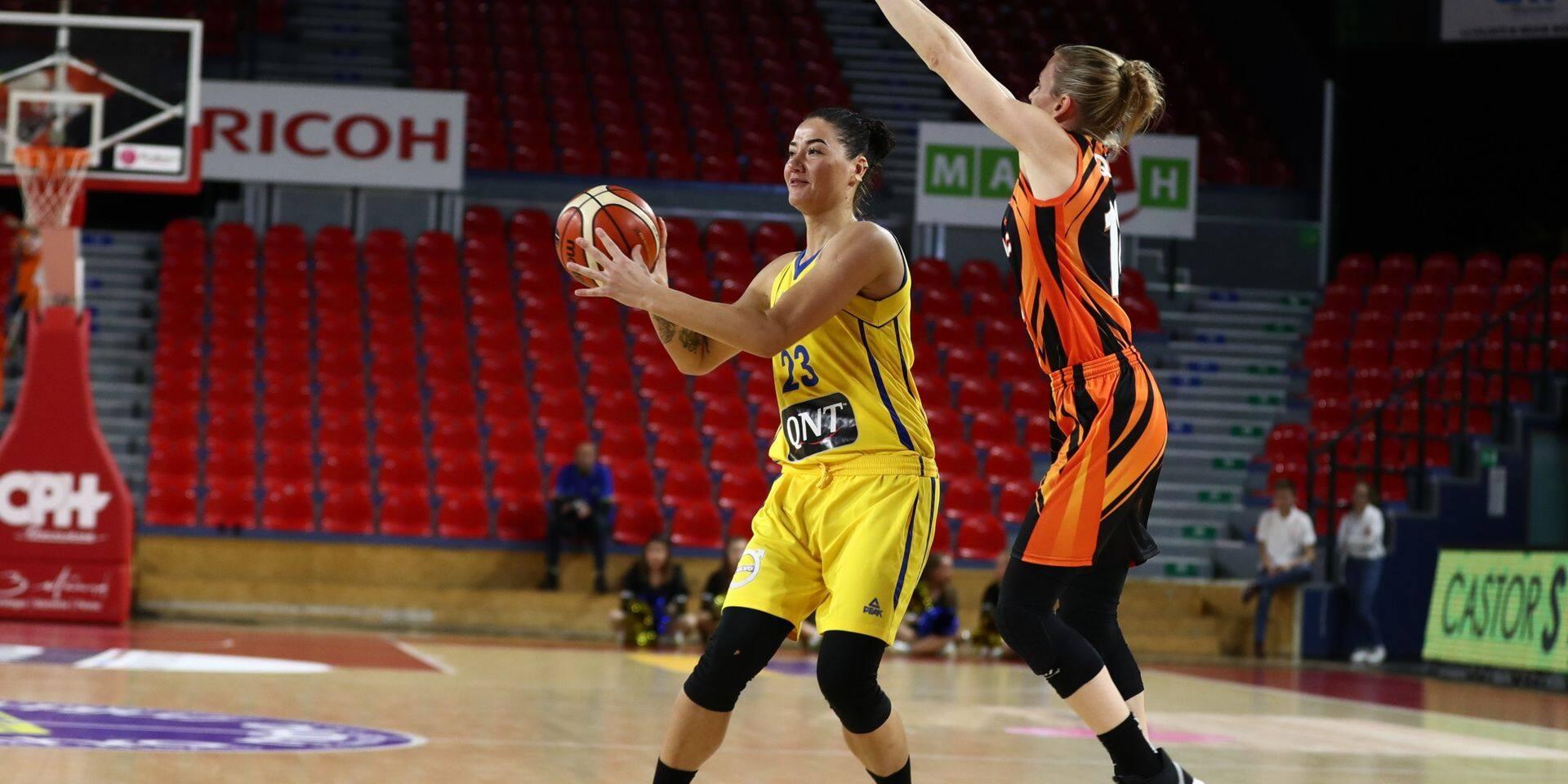 Basket-ball: Braine s'incline avec les honneurs face à l'Eka (79-87)