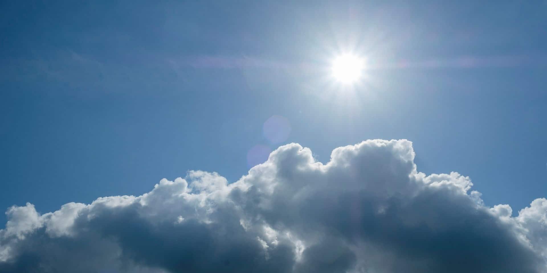 Météo: Ça ira mieux... lundi, les températures repaseront la semaine prochaine au-dessus des 20 degrés