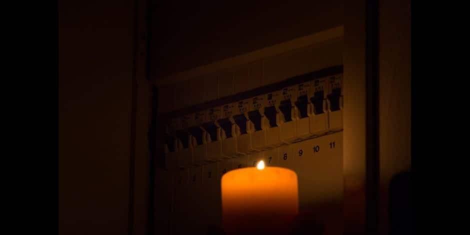 685 Chastrois privés d'électricité cette nuit
