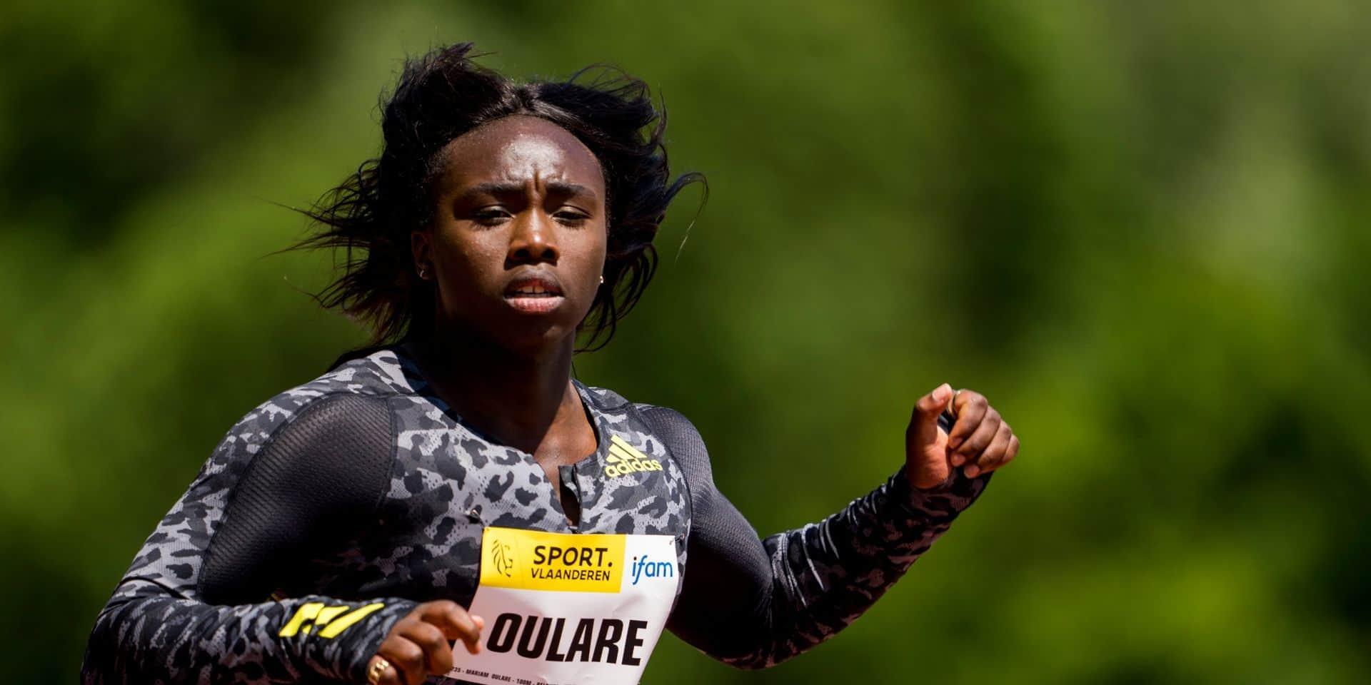 Athlétisme: deux nouveaux records pour Mariam Oulare