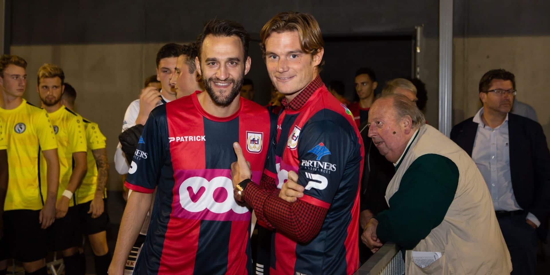 Guillaume Gillet de retour au RFC Liège en 2021? Il se confie