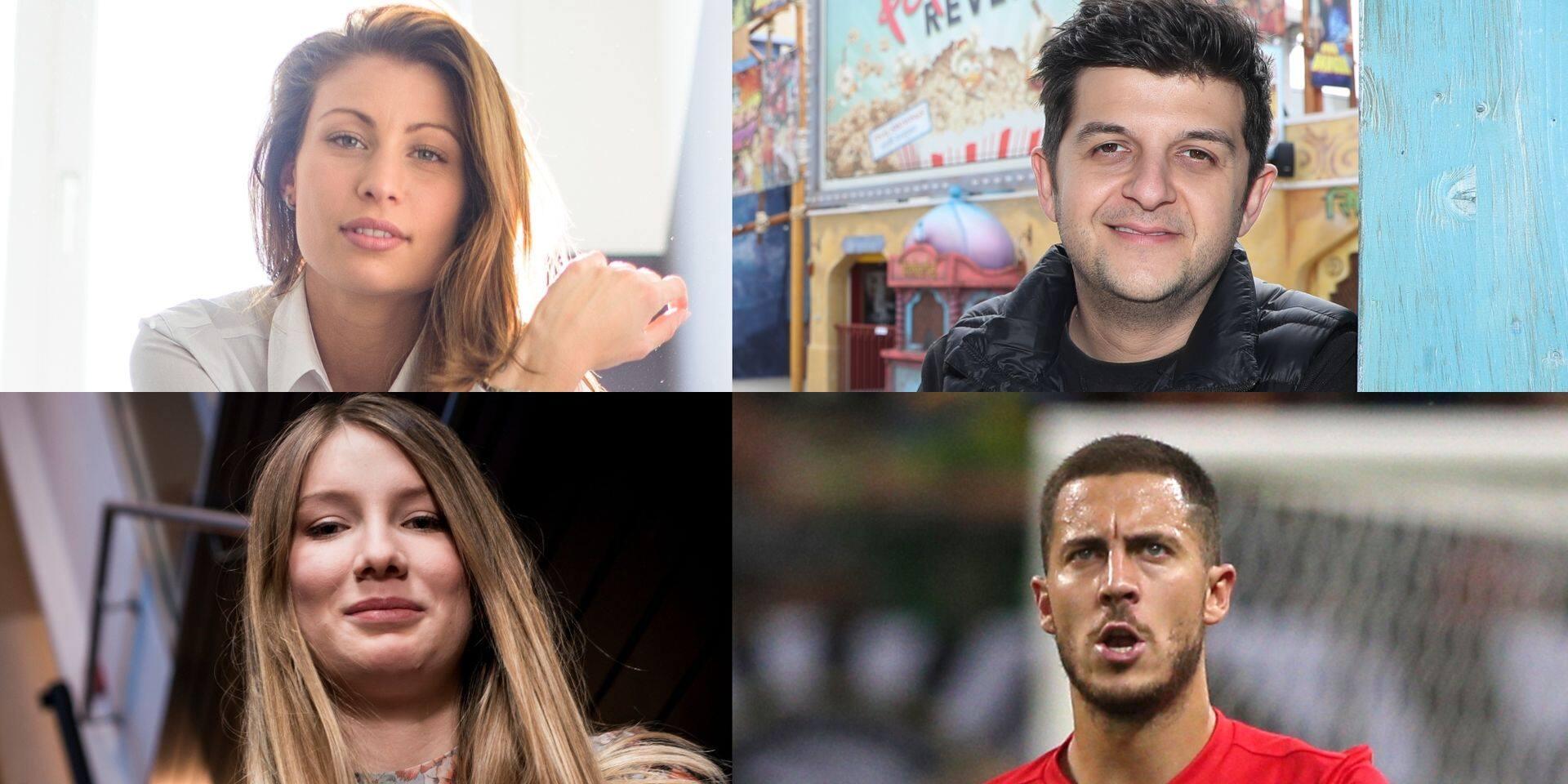 Eden Hazard, Henri PFR, Blanche, David Antoine, Alice on the Roof... : des influenceurs pour convaincre la jeunesse de se faire vacciner